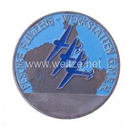 Werksabzeichen für Zivilangestellte der Peschke Flugzeug-Werkstätten G.m.b.H.