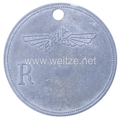 Werksabzeichen für Zivilangestellte der Erla Maschinenwerk G.m.b.H.