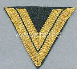 Kriegsmarine Ärmelabzeichen Obergefreiter für die Feldgraue Uniform