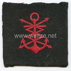 Russland Kaiserliche Marine Ärmelabzeichen für Mannschaften Funkpersonal