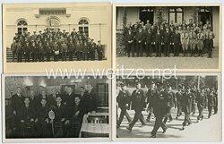 4 Fotos Angehörige des NSKOV