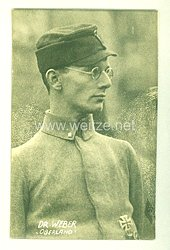 III. Reich - frühe Propaganda-Postkarte -