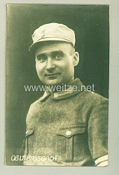 """III. Reich - Propaganda-Postkarte - """" Gerhard Rossbach """""""
