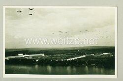 """III. Reich - Foto-Postkarte - """" Reichsparteitag in Nürnberg """""""