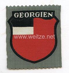 Wehrmacht Heer Ärmelschild für Freiwillige Georgien