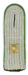 Waffen-SS Einzel Schulterstück für einen SS-Obersturmführer Gebirgsjäger