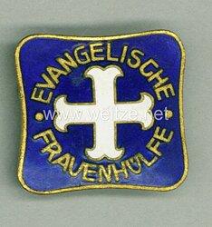 """Evangelische Frauenhilfe -Mitgliedsabzeichen 5. Form """" Frauenhülfe """""""