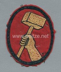 Sporthemd - Emblem eines Sozialistischen oder Kommunistischen Verband der 30er Jahre.