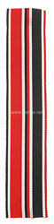 Originales Band zum Kriegsverdienstkreuz 1939 2. Klasse und Eisernes Kreuz 2. Klasse 1939