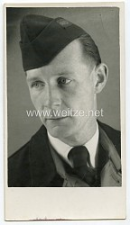Portraitfoto eines Ehemaligen angehörigen der Kriegsmarine bei der GSMA (German Mine Sweeping Administration)