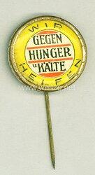 WHW - Reichsstrassensammlung Nr. 004c, November 1933
