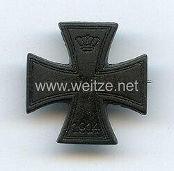 Preussen Eisernes Kreuz 1. Klasse 1914 - patriotische Nadel