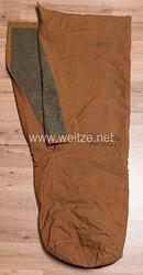 1. Weltkrieg Schlafsack für einen Offizier im Dragoner Regiment 21