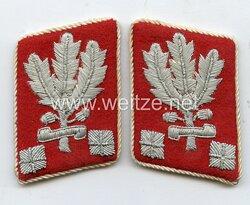 SA Paar Kragenspiegel für einen SA-Obergruppenführer im Stab einer SA-Gruppe