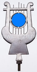 III. Reich - Fahnenspitze des Reichsverbandes für Volksmusik