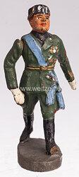 Elastolin - Der Duce Mussolini marschierend