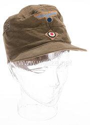 Wehrmacht Afrikakorps Tropenfeldmütze M41 für Mannschaften