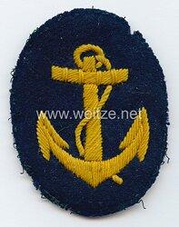 Kaiserliche Marine Ärmelabzeichen Bootsmannsmaat