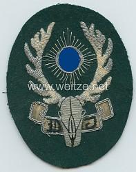 III. Reich Deutsche Jägerschaft Ärmelabzeichen