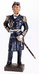 Lineol - Kriegsmarine Admiral stehend