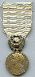 Frankreich Medaille Levant