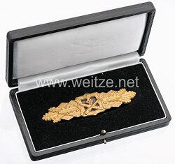 Nahkampfspange in Gold