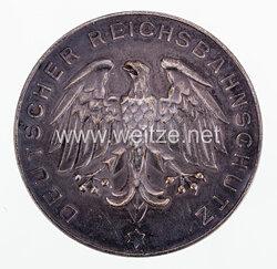 Deutscher Reichsbahnschutz - silberne Gedenkmünze