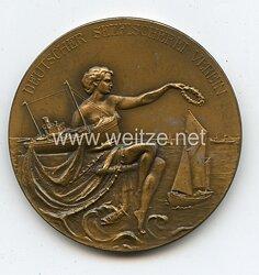"""Deutscher Seefischer Verein, bronzene Medaille """"Für hervorragende Verdienste um die Seefischerei"""","""