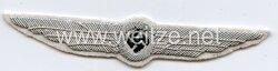DLV/NSFK Flugzeugführerabzeichen - Ausführung für die weiße Sommeruniform