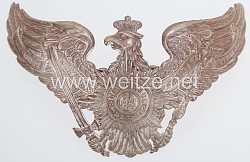 Preußen Helmadler für Mannschaften und Unteroffiere des Garde-Pionier Bataillons