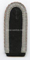 Waffen-SS Einzel Schulterklappe für einen SS-Unterscharführer Fachbereichsführer