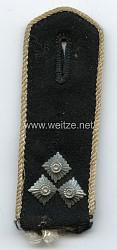 Einzel Schulterstück HJ-Streifendienst für einen Gefolgschaftsführer
