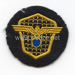 Kriegsmarine Küstenartillerie Ärmelabzeichen Kraftfahrerlaufbahn
