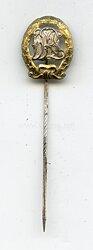 Miniatur 1957 - Deutsches Reichssportabzeichen für Versehrte