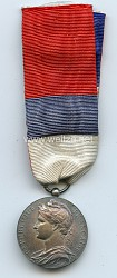 """Frankreich """"Médaille Travail Commerce Industrie """""""