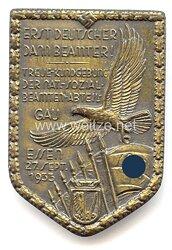 """III. Reich - Treue-Kundgebung der Nat.-Sozial.-Beamten-Abteil. Gau Essen 27. Sept.1933 """" Erst Deutscher - Dann Beamter """""""
