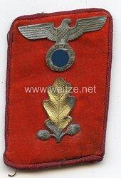 NSDAP Einzel Kragenspiegel Gauleitung für einen Abschnittsleiter, ab 1939
