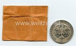 Erinnerungsmedaille Bahnschutz Württemberg - Deutscher Reichsbahnschutz, Reichsbahndirektion Stuttgart 1919-1929