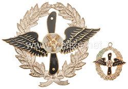 Fliegerei Weimarer Republik : Mitgliedsabzeichen des Deutschen Aero- und Modellflieger Vereins