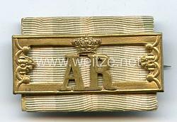 Sachsen Königreich Landwehr-Dienstauszeichnung 2. Klasse 1874 - 1913