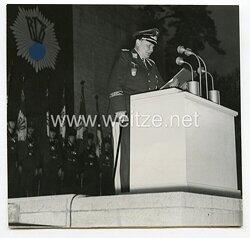 Luftwaffe Pressefoto, Hermann Göring spricht zu Angehörigen des Reichsluftschutzbund (RLB)