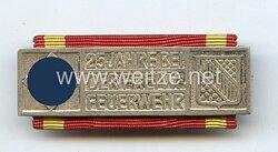 III. Reich / Freistaat Baden Feuerwehrehrenzeichen für 25 Jahre, 1934 bis 1936