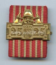 Großherzogtum Baden Ehrenzeichen für 25 Dienstjahre bei der Freiwilligen Feuerwehr