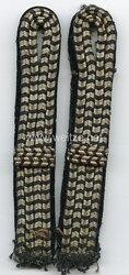 Freiwilliger Arbeitsdienst FAD Paar Schulterklappen für einen Unterfeldmeister