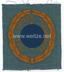 SD/Schutzmannschaften Ärmelabzeichen für Mannschaften der Gendarmerie