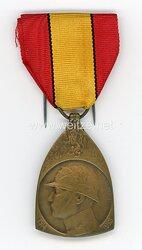 Belgien Medaille Commemorative de la Campagne 1914 - 1918