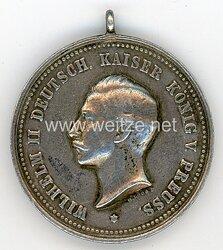 """Preussen Medaille """"Königspreis - Schiessen des Garde Jäger Bataillons"""""""