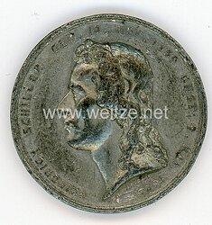 Preussen- Gedenkmedaille zum 100. Geburtstag von Friedrich Schiller