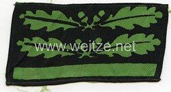 Waffen-SS Rangabzeichen für die Tarnuniform für einen SS-Sturmbannführer