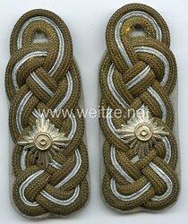 Waffen-SS Paar Schulterstücke für einen SS-Gruppenführer
